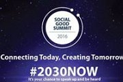 Social Good Summit 2016