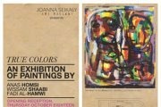 """True colors"" of society, hope and survival"" Exhibition"