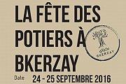 La Fête Des Potiers à Bkerzay
