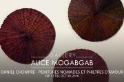 Daniel Chompré - Peintures nomades et Philtres d'amour