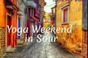 Yoga Weekend In Sour