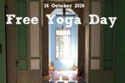 Sweet Sixteen : Free Yoga Day