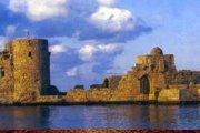 Sidon Sea Fortress, Khan Al Saboun & Seafood Dinner with WALKLEB
