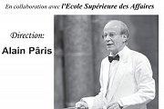 Concert de l'Orchestre Philharmonique du Liban dirigé par Alain Pâris