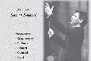 Concert de l'Orchestre Philharmonique du Liban dirigé par Walid Moussallem