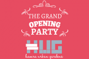 The Grand Opening Party of HUG - Hamra Urban Gardens