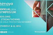 Annual Symposium 2016 - Building and Strengthening the Child Protection Network