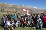 'Yammouneh' Saydet Bechwat hike with Dale Corazon