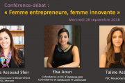 Femme entrepreneure, Femme innovante et remise des prix FFE