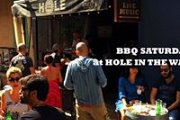 BBQ Saturdays at Hole in the wall