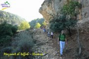 Mazraat el Teffeh - Hmeiss Hiking with Lebanese Adventure