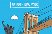 Beirut-New York, Book Release by Maya Zankoul