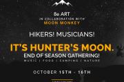 Hikers! Musicians! It's Hunter's Moon