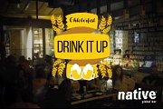 $3 Beer all OKTOBER! at Native Global Bar