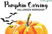 Pumpkin Carving Halloween Workshop