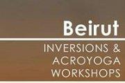 Inversions and Acroyoga Workshops at Mandala Beirut