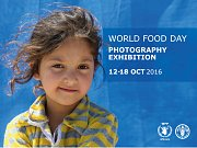 World Food Day Photography  Exhibition