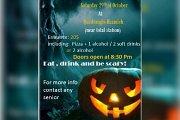 NDA seniors - Halloween party