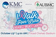 KMC's Pink Promise - Walk, Run & Bike against Breast Cancer
