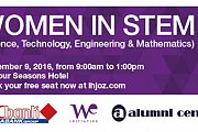 Women In STEM (Science, Technology, Engineering, and Mathematics)