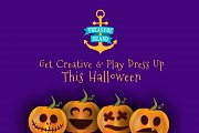 Get Creative & Dress Up This Halloween