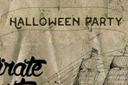"""The Pirate Hunt! """"Halloween Party"""""""