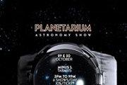 Planetarium - Astronomy Show