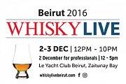 Beirut Whisky Live 2016