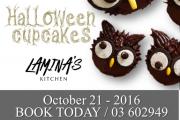 Halloween Cupcakes - Cooking Class