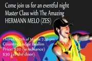 ZUMBA® Master Class with HERMANN MELO