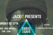 SHAKE 2 SAVE Fundraiser party