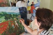 Oil Painting Class for beginners & amateurs