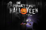 A spooky Halloween at the Souks