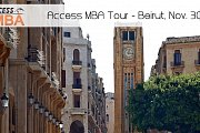 The Tour returns to Beirut with some of the best universities from Europe, North America, and Canada