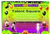 Halloween Party @ Talent Square Edutainment Studio