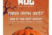 HUG Pumpkin Carving Contest