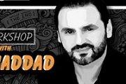 Acting workshop with Youssef Haddad