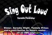 """""""Sing Out Loud"""" Karaoke Fundraiser"""