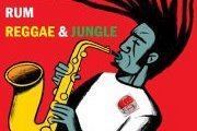 """ Rum Reggae & Jungle "" at Em Chill"