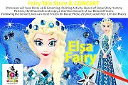 FAIRYTALE STORY and Live CONCERT with ELSA
