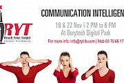 Communication Intelligence Workshop with RYT