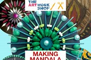 Making Mandala Youth - The Artwork Shop