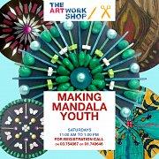 Making Mandala Youth - The Artwork Shop