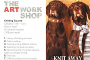 Knitting Courses at The Artwork Shop