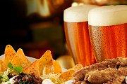 Beer, Nachos & Chicken Tenders