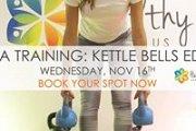 Tabata Training: Kettle bell Edition