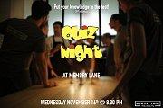 Quiz Night at Memory Lane - 3rd Edition