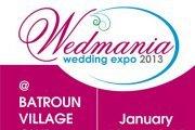 Wedmania Wedding Expo 2013