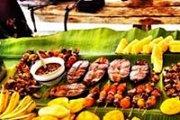 Tahiti Fruit & Fish BBQ
