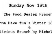 The Food Dealer X Men just wanna have fun X Michel Harb